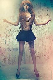 Katrina Wilkinson model. Photoshoot of model Katrina Wilkinson demonstrating Fashion Modeling.Fashion Modeling Photo #95834