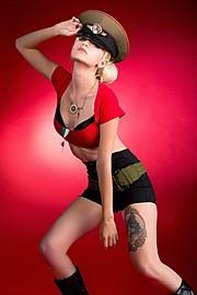 Katrina Wilkinson model. Photoshoot of model Katrina Wilkinson demonstrating Fashion Modeling.Fashion Modeling Photo #95841