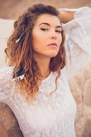 Katya Tsekhmister model. Photoshoot of model Katya Tsekhmister demonstrating Face Modeling.Face Modeling Photo #184102
