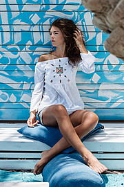 Katya Tsekhmister model. Photoshoot of model Katya Tsekhmister demonstrating Fashion Modeling.Fashion Modeling Photo #184106