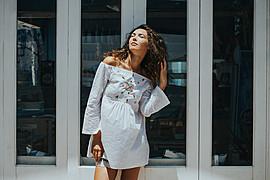 Katya Tsekhmister model. Photoshoot of model Katya Tsekhmister demonstrating Fashion Modeling.Fashion Modeling Photo #184107