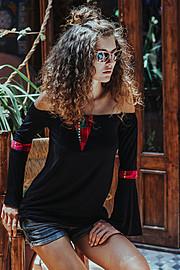 Katya Tsekhmister Model