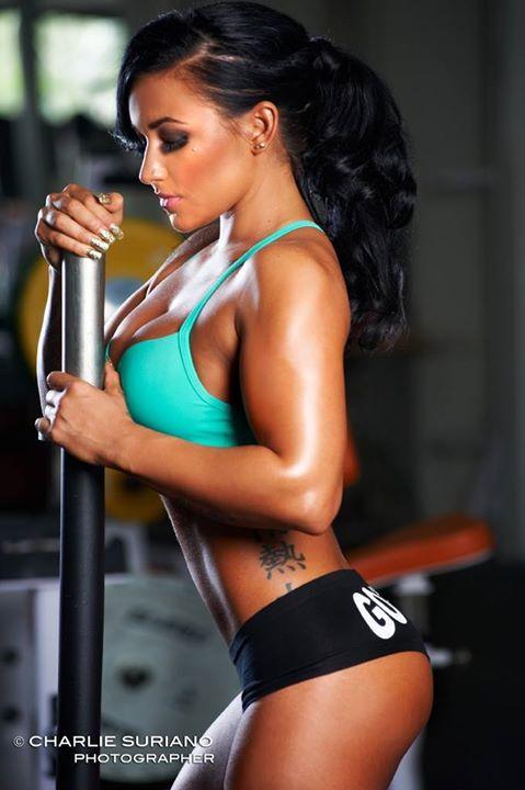 Kayla Rassatti Fitness Model
