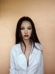 Keiteryne G. Ciocon is a Filipina girl with no experience about modeling but she loved to become a model someday. Keiteryne knows how to do