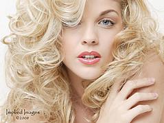 Kelly Kaye model. Photoshoot of model Kelly Kaye demonstrating Face Modeling.Face Modeling Photo #109774