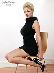 Kelly Kaye model. Photoshoot of model Kelly Kaye demonstrating Fashion Modeling.Fashion Modeling Photo #109775