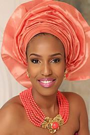 Kemi Imevbore Uwaga makeup artist. makeup by makeup artist Kemi Imevbore Uwaga. Photo #60045
