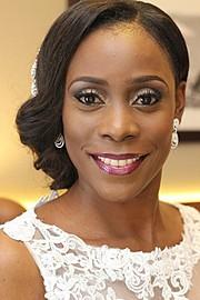 Kemi Imevbore Uwaga makeup artist. makeup by makeup artist Kemi Imevbore Uwaga. Photo #60047