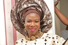 Kemi Imevbore Uwaga makeup artist. makeup by makeup artist Kemi Imevbore Uwaga. Photo #60053