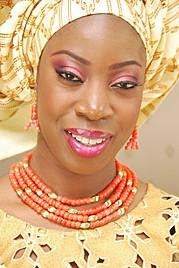 Kemi Imevbore Uwaga makeup artist. makeup by makeup artist Kemi Imevbore Uwaga. Photo #60054