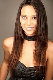 Kendra Thurman model. Photoshoot of model Kendra Thurman demonstrating Face Modeling.Face Modeling Photo #126257