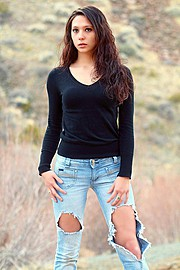 Kendra Thurman model. Photoshoot of model Kendra Thurman demonstrating Fashion Modeling.Fashion Modeling Photo #126260