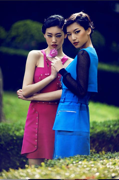 Kenneth Wong fashion stylist. styling by fashion stylist Kenneth Wong. Photo #47058