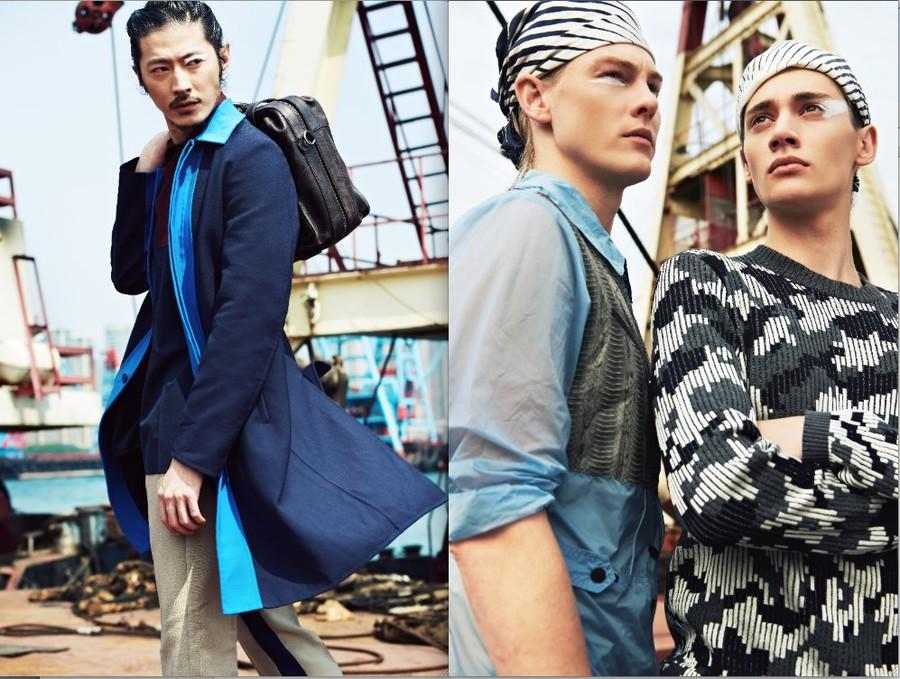 Kenneth Wong fashion stylist. styling by fashion stylist Kenneth Wong. Photo #47098