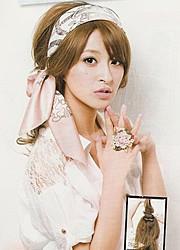 Kerina Hsueh model. Photoshoot of model Kerina Hsueh demonstrating Face Modeling.Face Modeling Photo #120297