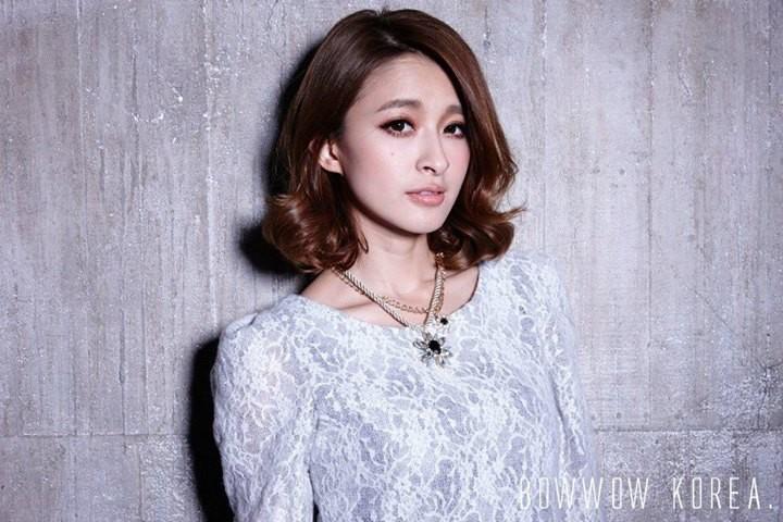 Kerina Hsueh model. Photoshoot of model Kerina Hsueh demonstrating Face Modeling.Face Modeling Photo #120307