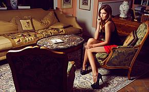 Kerstin Cook model. Photoshoot of model Kerstin Cook demonstrating Editorial Modeling.Editorial Modeling Photo #111481