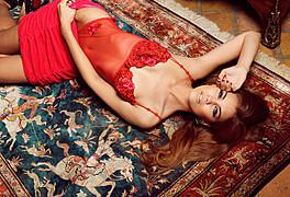 Kerstin Cook model. Photoshoot of model Kerstin Cook demonstrating Fashion Modeling.Fashion Modeling Photo #111482