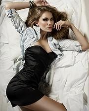Kerstin Cook model. Photoshoot of model Kerstin Cook demonstrating Fashion Modeling.Fashion Modeling Photo #190757