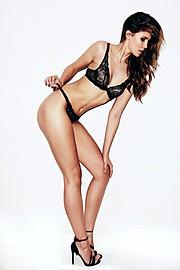 Kerstin Cook model. Photoshoot of model Kerstin Cook demonstrating Body Modeling.Body Modeling Photo #92636