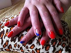 Keryn Ward makeup artist. Work by makeup artist Keryn Ward demonstrating Manicure.Manicure Photo #68511