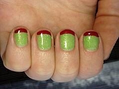 Keryn Ward makeup artist. Work by makeup artist Keryn Ward demonstrating Manicure.Manicure Photo #68512