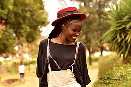 Keziah Mwangi model. Photoshoot of model Keziah Mwangi demonstrating Fashion Modeling.Fashion Modeling Photo #229542