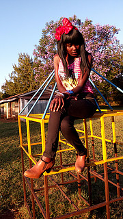 Keziah Mwangi model. Photoshoot of model Keziah Mwangi demonstrating Fashion Modeling.Fashion Modeling Photo #229547