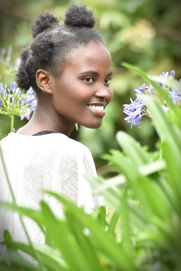 Keziah Mwangi Model