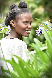 Keziah Mwangi is an upcoming model based in Kenya. She is interested in outdoor photography and fashion. She is also a writer/ poet and hold
