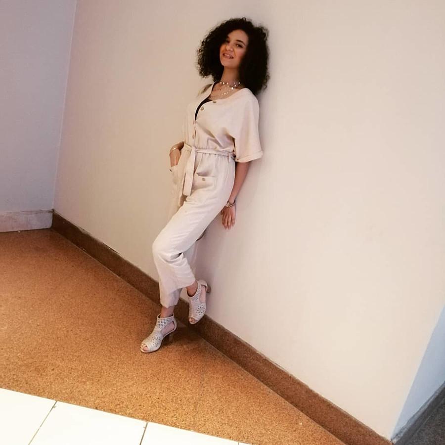 Khadiga Afifi model. Photoshoot of model Khadiga Afifi demonstrating Fashion Modeling.Fashion Modeling Photo #211726