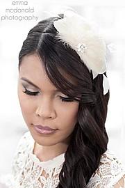 Khadine Clarke makeup artist. Work by makeup artist Khadine Clarke demonstrating Beauty Makeup.Portrait Photography,Beauty Makeup Photo #42728