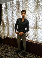 Khaled Sabry model. Photoshoot of model Khaled Sabry demonstrating Fashion Modeling.Fashion Modeling Photo #209775