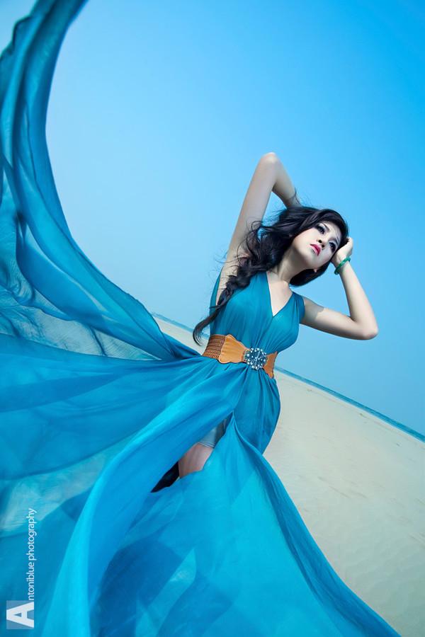Khanh Antoniblue photographer. Work by photographer Khanh Antoniblue demonstrating Fashion Photography.Fashion Photography Photo #103066