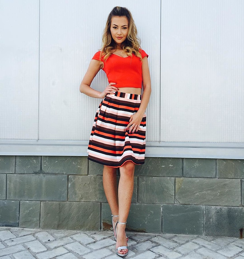 Fashion 2017 july - Fashion Modeling Photo 170281 Kiara Tito 183 Modelisto