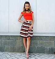 Kiara Tito model (modele). Photoshoot of model Kiara Tito demonstrating Fashion Modeling.Fashion Modeling Photo #170281
