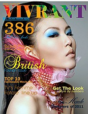 Kim Young makeup artist. Work by makeup artist Kim Young demonstrating Beauty Makeup.Beauty Makeup Photo #70860