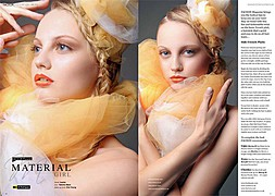 Kim Young makeup artist. Work by makeup artist Kim Young demonstrating Beauty Makeup.Beauty Makeup Photo #70861