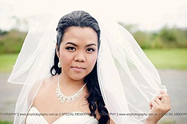 Kimberley Winslow makeup artist. Work by makeup artist Kimberley Winslow demonstrating Bridal Makeup.Wedding Photography,Bridal Makeup Photo #60444