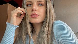 Konstantina Kantemiri model (μοντέλο). Photoshoot of model Konstantina Kantemiri demonstrating Face Modeling.Face Modeling Photo #232254