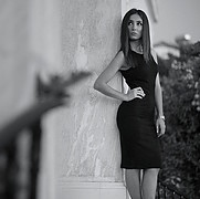 Konstantina Morena Begai Μοντέλο