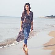 Konstantina Morena Begai model (μοντέλο). Photoshoot of model Konstantina Morena Begai demonstrating Fashion Modeling.Fashion Modeling Photo #197943