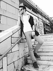 Konstantinos Kallas model (Κωνσταντίνος Κάλλας μοντέλο). Photoshoot of model Konstantinos Kallas demonstrating Fashion Modeling.Fashion Modeling Photo #190885