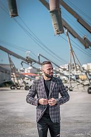 Konstantinos Nenoglou model (Κωνσταντινος Νενογλου μοντέλο). Photoshoot of model Konstantinos Nenoglou demonstrating Fashion Modeling.Fashion Modeling Photo #203847