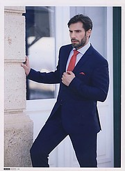Konstantinos Pavlopoulos (Κωνσταντίνος Παυλόπουλος) fashion & comercial model. Photoshoot of model Konstantinos Pavlopoulos demonstrating Fashion Modeling.Fashion Modeling Photo #202823