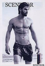Konstantinos Pavlopoulos (Κωνσταντίνος Παυλόπουλος) fashion & comercial model. Photoshoot of model Konstantinos Pavlopoulos demonstrating Body Modeling.Body Modeling Photo #202847