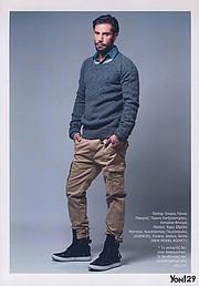 Konstantinos Pavlopoulos (Κωνσταντίνος Παυλόπουλος) fashion & comercial model. Photoshoot of model Konstantinos Pavlopoulos demonstrating Fashion Modeling.Fashion Modeling Photo #202825