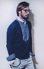 Konstantinos Pavlopoulos (Κωνσταντίνος Παυλόπουλος) fashion & comercial model. Photoshoot of model Konstantinos Pavlopoulos demonstrating Fashion Modeling.Fashion Modeling Photo #202826