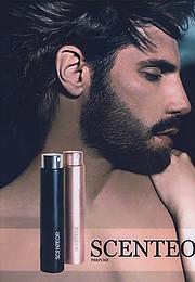 Konstantinos Pavlopoulos (Κωνσταντίνος Παυλόπουλος) fashion & comercial model. Photoshoot of model Konstantinos Pavlopoulos demonstrating Face Modeling.Face Modeling Photo #202831