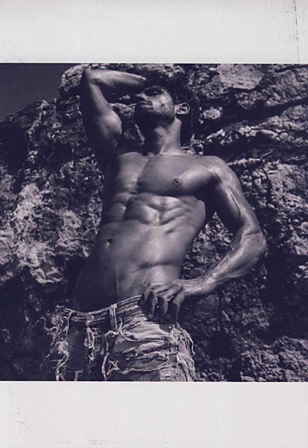 Κωνσταντίνος Παυλόπουλος Fashion & Comercial Model
